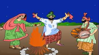 Lohri Boliyan Harbhajan Maan || Lohri Songs
