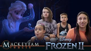 Frozen 2   Official Trailer 2- REACTION and REVIEW!!!