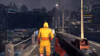 Dying Light Prison Heist in 3:50 and armory infinite time glitch