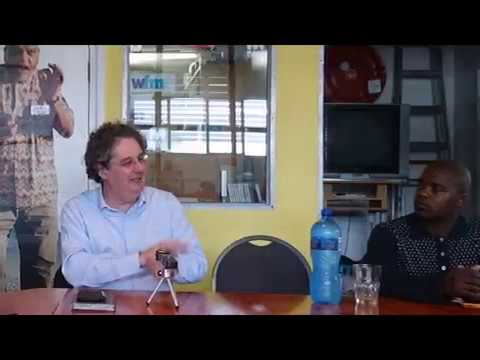 Understanding the heart of good media (a talk by Anton Harber)