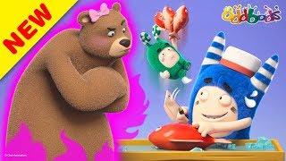 Oddbods | Festeggiare Con Gli Orsi | Cartoni Animati Divertenti per Bambini