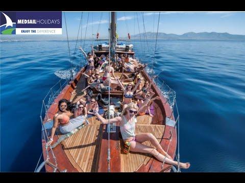 Party Boat Mykonos Santorini