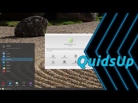 Linux Mint 18 Sarah KDE Edition – OS Review