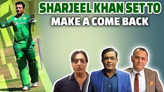 Sharjeel Khan set to make a come back | Caught Behind Ft. Shoaib Akhtar
