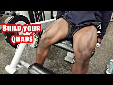3 Exercises You Should Be Doing For BIGGER QUADS