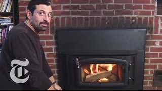 Business: Home Green Home: Fireplace Inserts   The New York Times