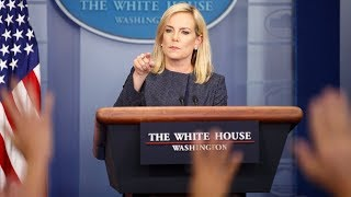 How Kirstjen Nielsen Became the Face of Trump's 'Zero Tolerance' Policy   NYT News