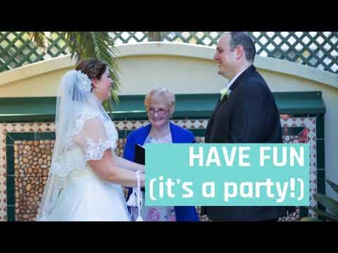 5 Ways to Make Your Wedding Ceremony Unique | Ann Ricketts Wedding Celebrant
