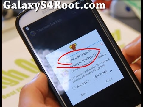 How to Root AT&T/Verizon Galaxy S4 and S4 Active on Android 4.4.2!