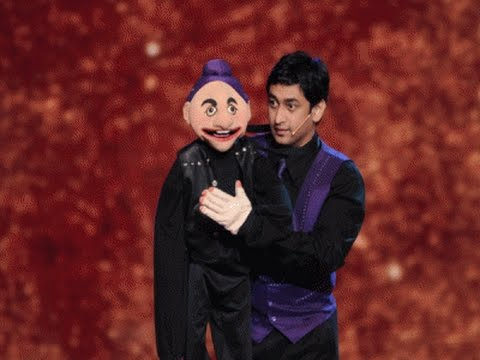Indian Ventriloquist, Puppeteer & Puppet Maker - Satyajit Padhye on India's Got Talent Semi Final
