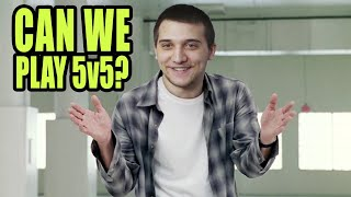 Dota 2 - Arteezy: Nobody Wants to Win This Game