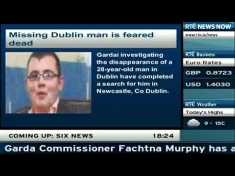 RTÉ News Now: Break filler