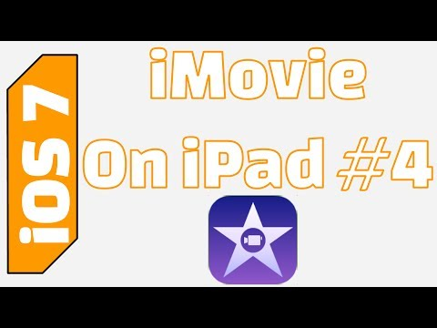 iPad: iMovie Slow Motion Videos