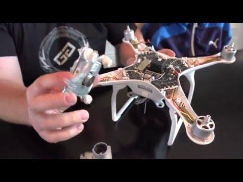 What's inside a DJI Drone?