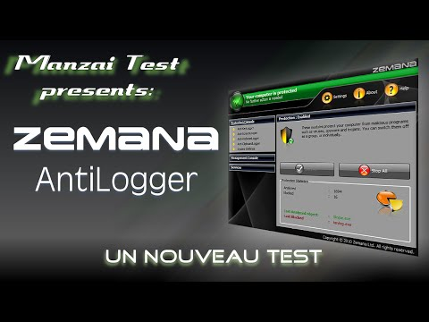 [Test Musical] Zemana AntiLogger Pro