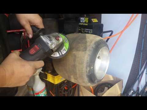 Resurfacing Tires