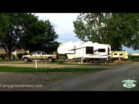 Interstate RV Park & Campground Davenport Iowa IA - CampgroundViews.com