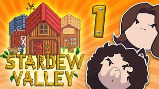 Stardew Valley: Farm Grumps - PART 1 - Game Grumps
