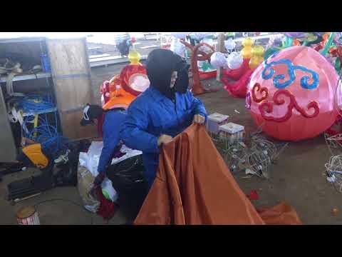 Chinese Lantern Festival Returns