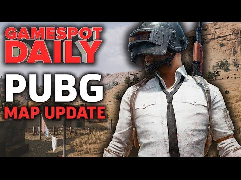 PUBG Map Gets Updates On PC - GameSpot Daily