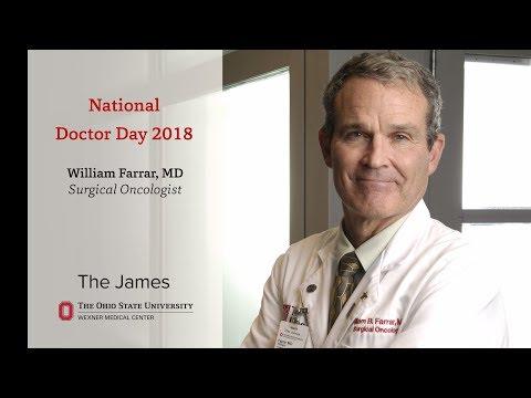 National Doctors Day 2018: Dr. William Farrar