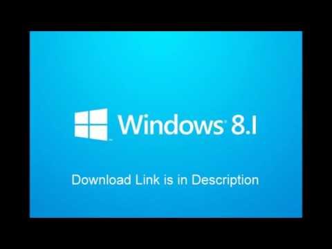 Windows 8.1 OEM iso version download free