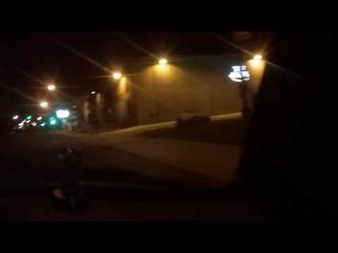 Snyder test drive