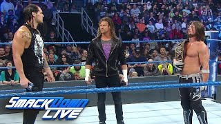 Baron Corbin lays out Dolph Ziggler: SmackDown LIVE, Dec. 20, 2016