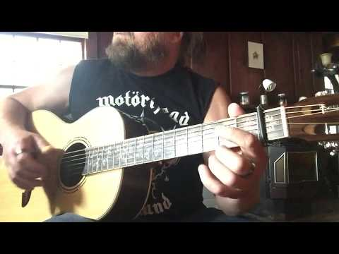 Weezer Buddy Holly Fingerstyle
