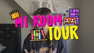 MI ROOM TOUR 🔎📹 | IGNACIA ANTONIA 👑