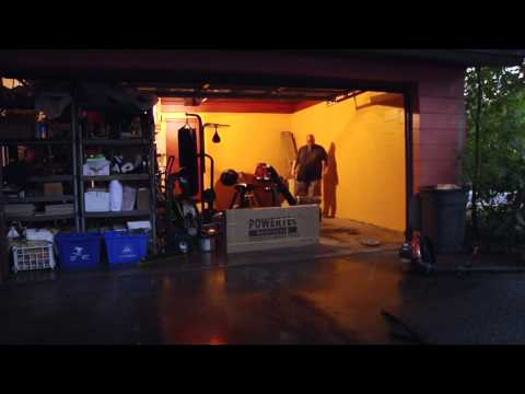 Prepping Horse Stall Mats for Home Gym Flooring