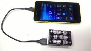 3 Way to Make an External Battery   Power Bank