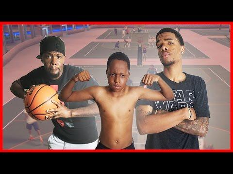 NBA 2K17 MyPark Gameplay - GOOD GOODER, GOODEST??