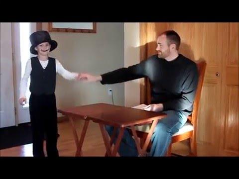 2013 Houdini Non-Fiction Book Report Video