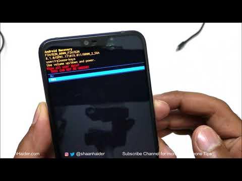 FORGOT PASSWORD - How to Unlock and Hard Reset Nokia 7.1