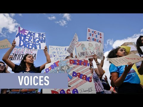 """DACA Students: """"We Want to Be Here, This is Our Home"""""""
