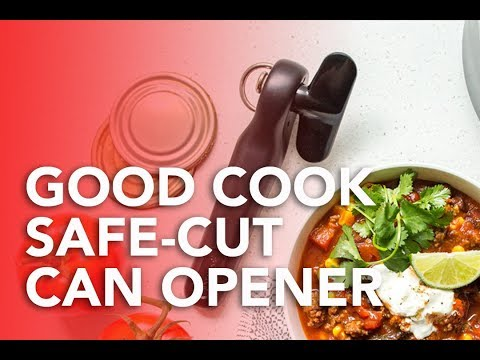 GoodCook Safe-Cut Can Opener