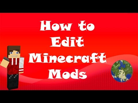 How to Edit Minecraft Mods