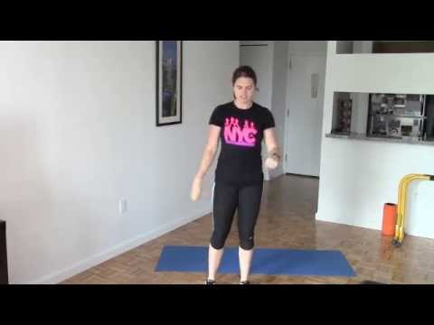 BEST 20 min Bodyweight Workout