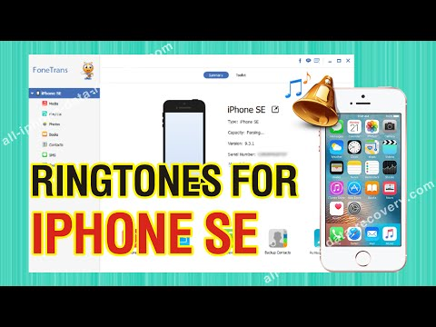 How to Make Ringtones for iPhone SE For Free - iPhone SE Ringtone Maker