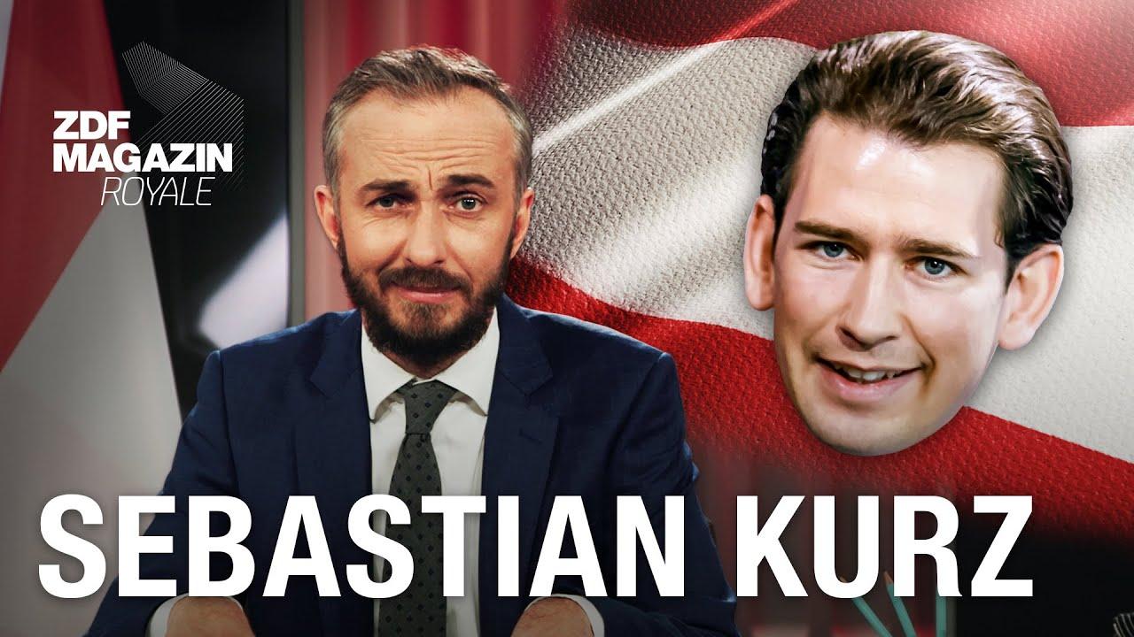 Sebastian Kurz - der Penatenkanzler & seine türkise Familie   ZDF Magazin Royale
