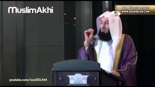 19 Life of Anas Ibn Malik (R.A) and Saeed Ibn Aamir (R.A) - Mufti Menk - Ramadhan 2014