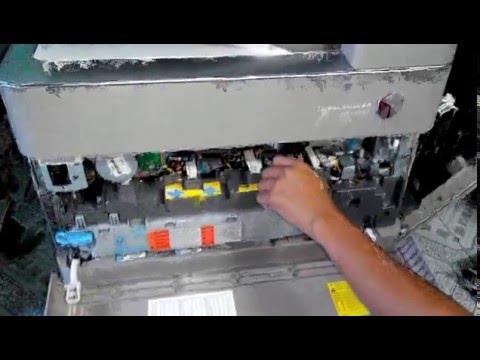 Hướng dẫn tháo cụm Transfer Belt Canon IRADV C 5051/5251