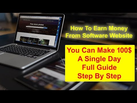 How To Create Software And Games Website To Earn Money Full Guide 2018