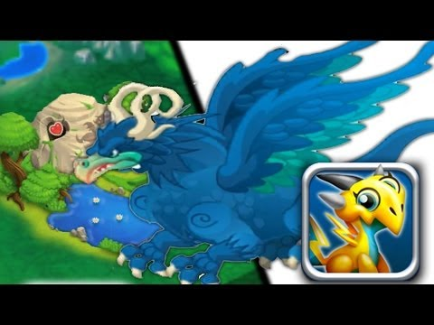 How to breed Sky Dragon 100% Real! Dragon City Mobile!