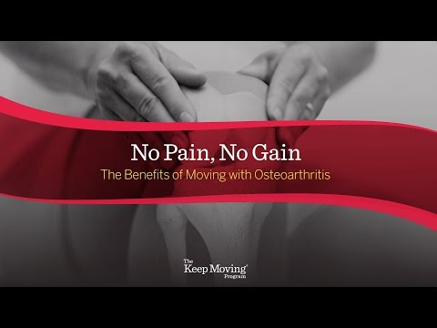 No Pain, No Gain: The Benefits of Exercising with Osteoarthritis  | TYLENOL®