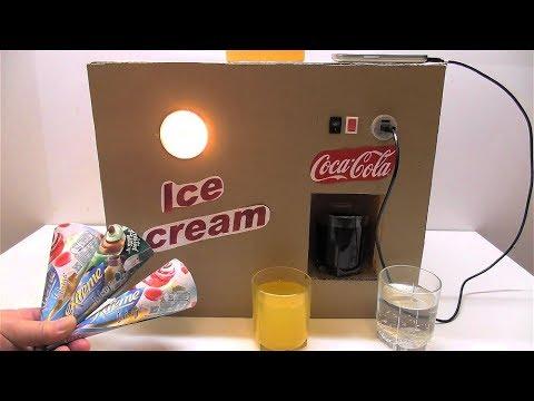 Coca Cola Soda Fountain Machine Refrigerator for ice cream and Coca Cola