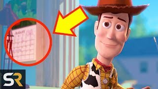 25 Toy Story Movie Mistakes That Slipped By Editors