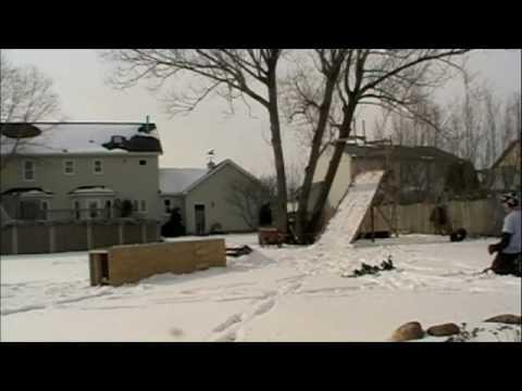 How to Make/Build a Snowboard/Ski box