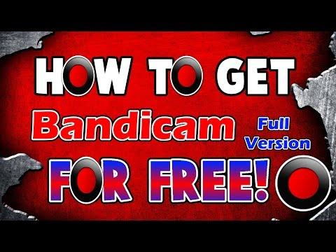 Get Bandicam Full Version FREE | SUPER EASY |